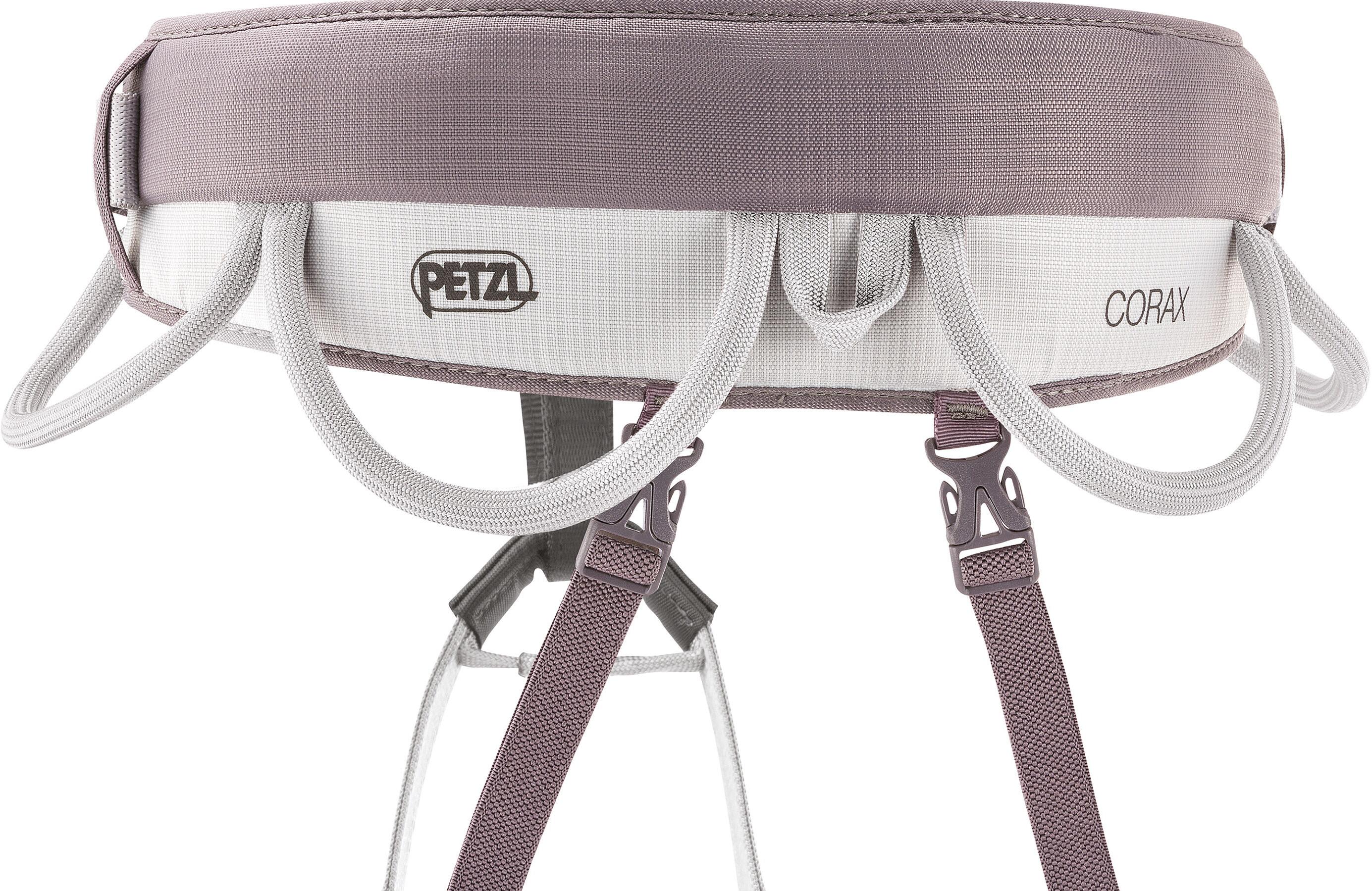 Klettergurt Gelbox : Petzl kit via ferrata eashook klettersteigset mit corax boreo und